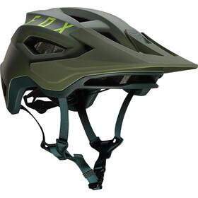 Fox Speedframe Helmet Men, pine